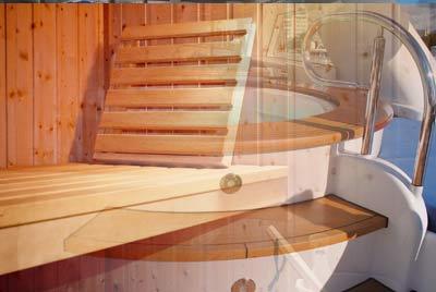 Saunas and Hot Tubs
