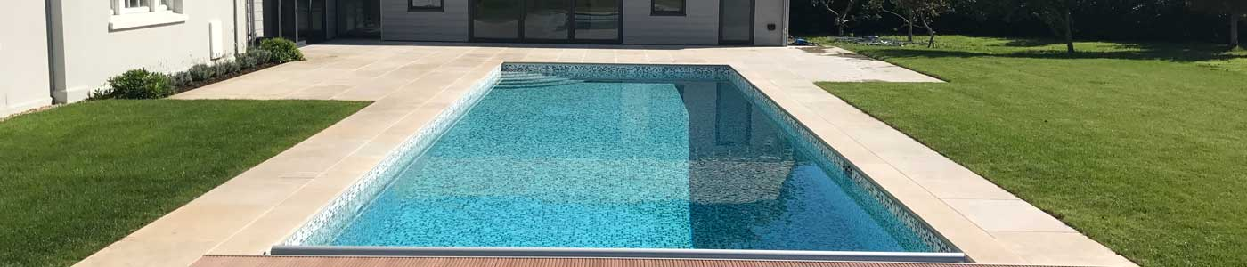 Outdoor swimming pools by A & D Swimming Pools
